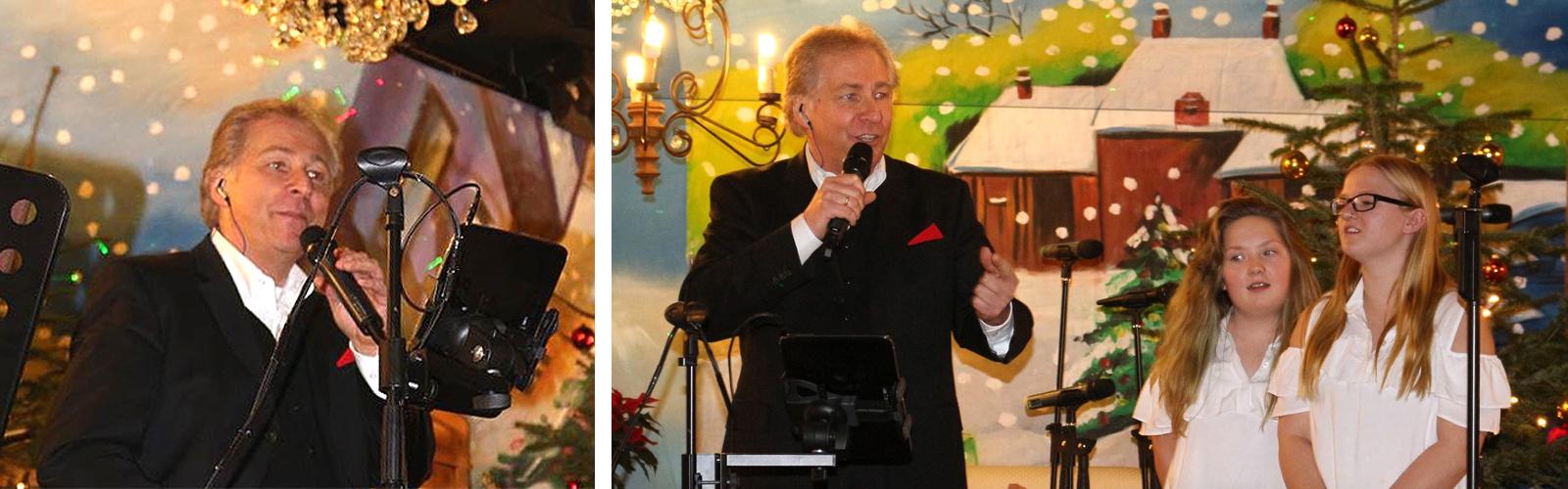 Sampler Weihnacht Forsthaus Peter Roland 1600 500