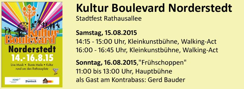 Kultur Boulevard Norderstedt 2015 800x293 neu